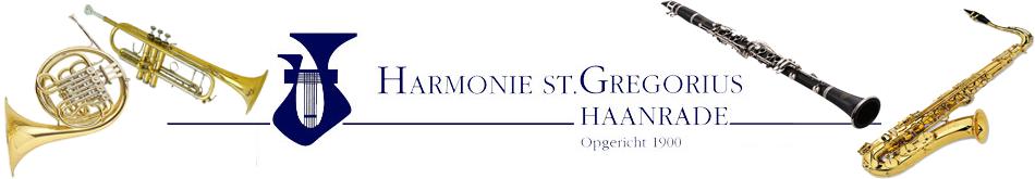 Harmonie St.Gregorius Haanrade
